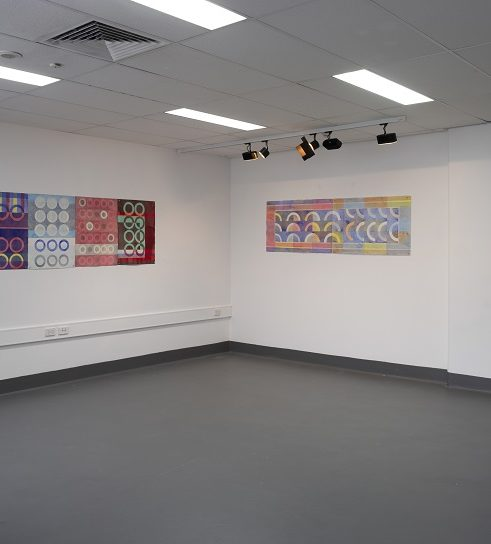 Redcliffe Quilt and Brisbane River quilt, Project gallery, Brisbane, 2018.